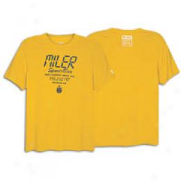 Nike Men's Miler Graphic S/s Tee