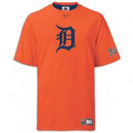 Nike Men's Mlb Logo Tackle Twill Tee