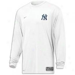 Nike Men's Mlb Long Sleeve Training Top
