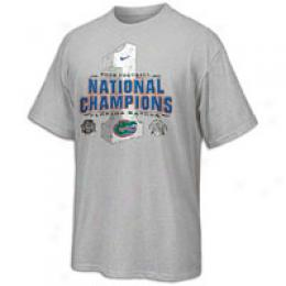 Nike Men's National Champs Locker Space Tee