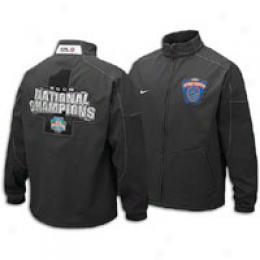Nike Men's National Champs Podium Jacket