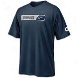 Nike Men's Ncaa Nikefit Athletic Tee