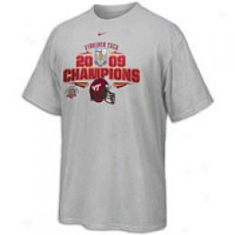 Nike Men's Orange Bowl Champs Lr Tee