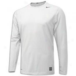 Nike Men's Pro Core Long Sleeve Loose Crew