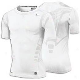 Nike Men's Pro Ultimate Ss Tight Crew