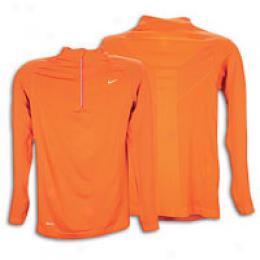Nike Men's Seamless L/s Halfzip