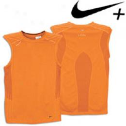 Nike Men's + Seamless Sleeveless Top