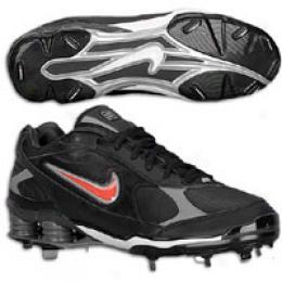Nike Men's Shox Fuse Metal Premium