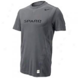 Nike Men's Sparq Pro Ultimate S/s Fitted Crew