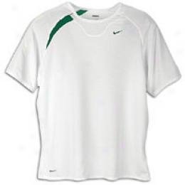 Nike Men's Spher Short Sleeve Distance Top