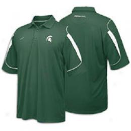 Nike Men's Stiff Arm Nikefit Polo