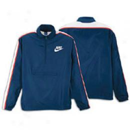 Nike Men's Turbo Half-zip Jacket