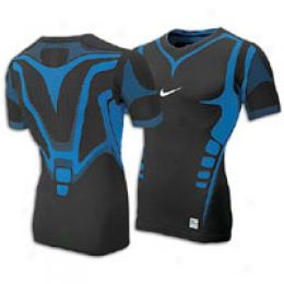 Nike Men's Ultimate Ignition Ss V-neck