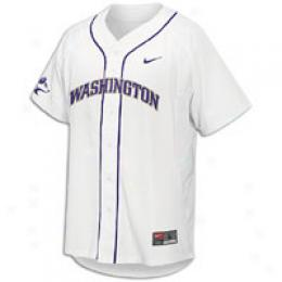 Nike Ncaa Society Baseball Jersey - Men's