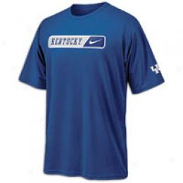 Nike Ncaa Nikefit Athletic Tee - Men's