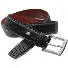 Nike Perforated Glove Leather Belt