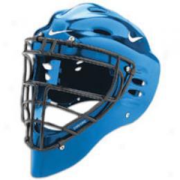 Nike Pro Gold Hockey-style Helmet