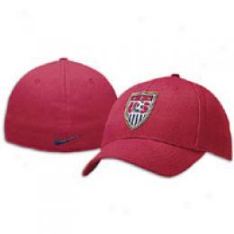 Nike Soccer Name & Number Flex Cap