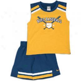 Nike Toddlers Baseball Sleeveless Set