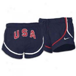 Nike Women's Beijing Knit Short