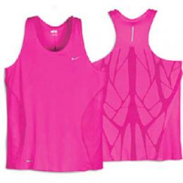 Nike Women's Cire Race Day Singlet