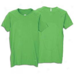 Nike Women's Favorite S/s Seamless Tee