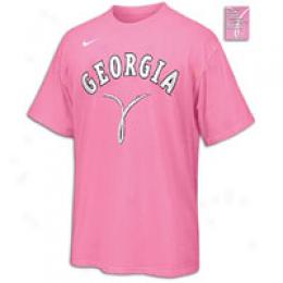 Nike Women's Pink Initiative Tes