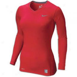 Nike Womej'x Pro Tight Longsleeve
