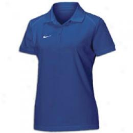 Nike Women's Short Sleeve Polo
