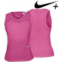 Nike Women's +smls Fit Tank Top