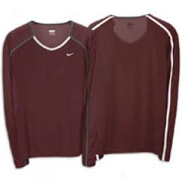 Nike Women's Tempo Long Sleeve Tee