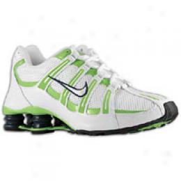 Nike Women's W Shox Turbo Mesh Si