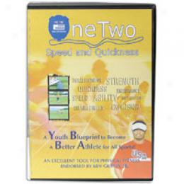 One Two Speed & Quickness Dvd