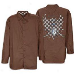 Pelle Pelle Men's L/s Pelle Shield Woven