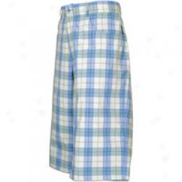 Pelle Pelle Men's Plaid Short