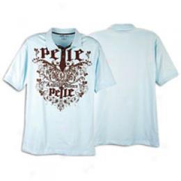 ePlle Pelle Men's S/s Pelle Legend Polo