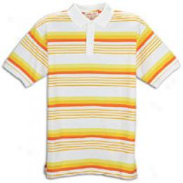 Pelle Pelle Men's Stripe Dragon Polo