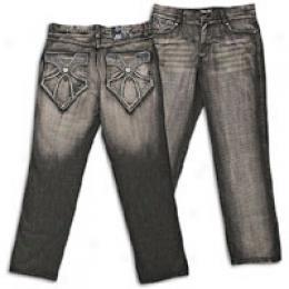 Pelle Pelle Men's X Flap Jean