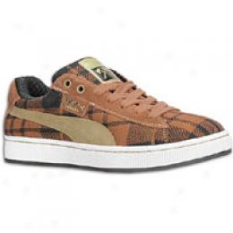Puma Men's Basket Ii Flannel
