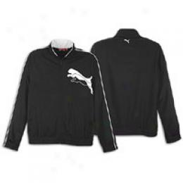 Puma Men's Cat Track Jacket