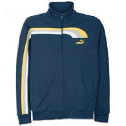 Puma Msn's Form Stripe Track Jacket