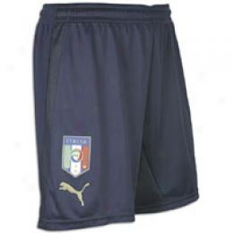 Puma Men's Italia Away Replica Short