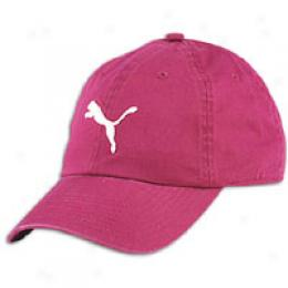 Puma Women's Cat Washed Cap