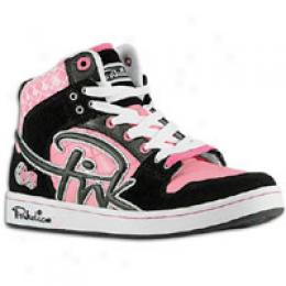 Punnk Rose Women's Dice Hi