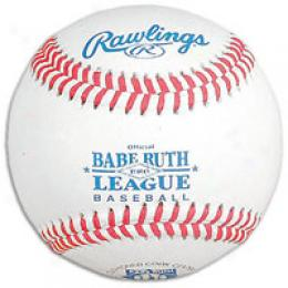 Rawlings Official Babe Ruth Baseball