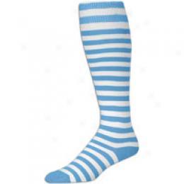 Red Object of interest Women's Mini Hoop Sock