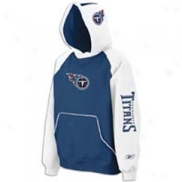 Reebok Big Kids Nfl Helmet Hooded Fleece