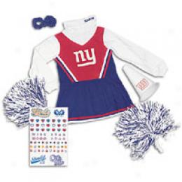 Reebok Little Kids Cheerleader Gift Set