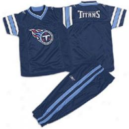 Reebok Little Kids Nfl Jersey And Pant Set