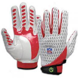 Reebok Men's Breeze Grip Receiver Glove